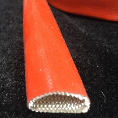 Silicone-Coated Fiberglass Sleeving